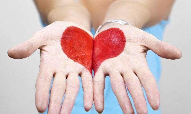 Give with HeartDay