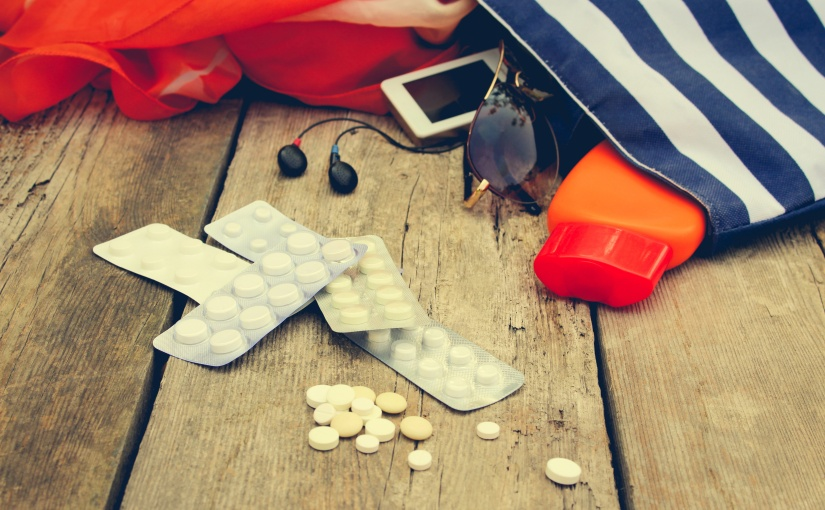 The Pharmacy Handbag