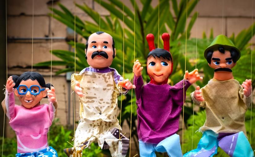 Mr Puppeteer
